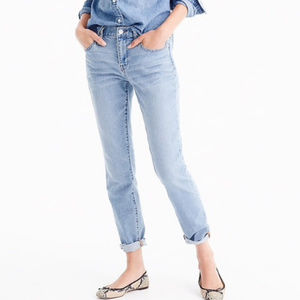 J. Crew Slim Broken In Boyfriend Jeans Tall 30